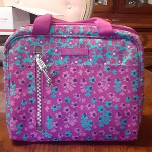 Vera Bradley  thermal lunchbox